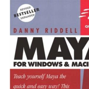 Maya 5 for Windows and Macintosh (Visual QuickStart Guides)