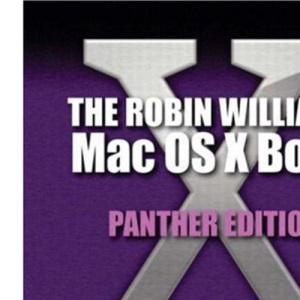 The Robin Williams Mac OS X Book