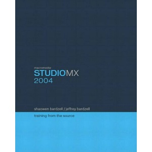 Macromedia Studio MX 2004: Training from the Source