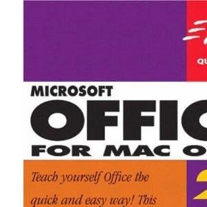 Microsoft Office 2004 for Mac OS X: Visual QuickStart Guide (Visual QuickStart Guides)