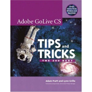 Adobe GoLive CS Tips and Tricks