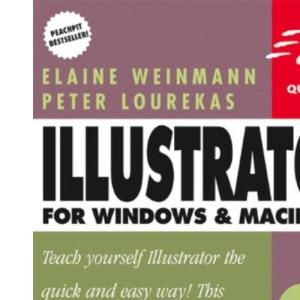 Illustrator CS2s for Windows and Macintosh (Visual QuickStart Guides)