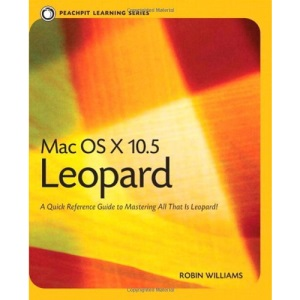 Mac OS X 10.5 Leopard (Peachpit Learning Series)