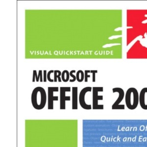 Microsoft Office 2008 for Macintosh: Visual QuickStart Guide (Visual QuickStart Guides)