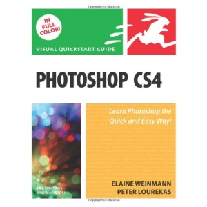 Photoshop CS4: v. 1: Visual QuickStart Guide (Visual QuickStart Guides)