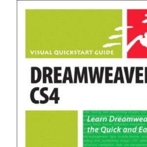 Dreamweaver CS4 for Windows and Macintosh: Visual QuickStart Guide (Visual QuickStart Guides)