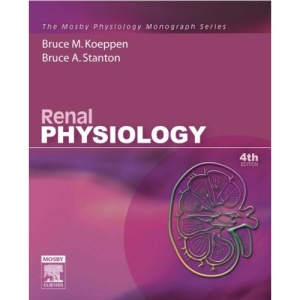 Renal Physiology: Mosby Physiology Monograph Series (Mosby's Physiology Monograph)