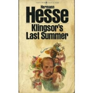 Klingsor's Last Summer (Picador Books)