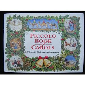 Piccolo Book of Carols (Piccolo Books)