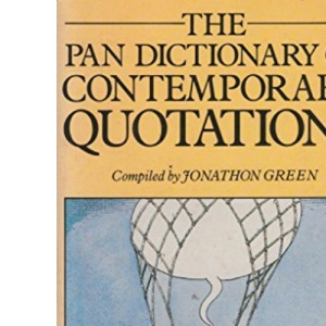 Dictionary of Contemporary Quotations