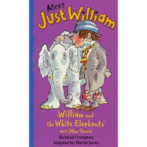 Meet Just William 7: White Elephant (Meet Just William S.)