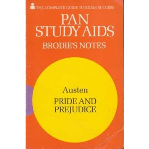 Brodie's Notes on Jane Austen's Pride and Prejudice (Pan revision aids)
