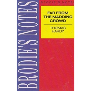 Brodie's Notes on Thomas Hardy's Far from the Madding Crowd (Pan study aids)