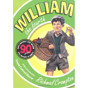 William The Fourth: 90th Anniversary Edition (Just William)