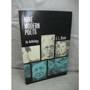 Nine Modern Poets, An Anthology