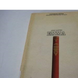 Jane Austen's Emma: Selection of Critical Essays (Casebooks series)