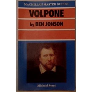 Volpone by Ben Jonson (Macmillan Master Guides)