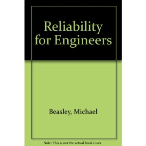 Reliability for Engineers