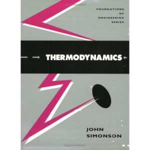 Thermodynamics (Foundations of Engineering)