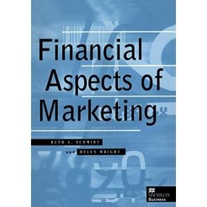 Financial Aspects of Marketing (Macmillan Business)