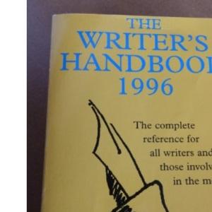 The Writer's Handbook 1996