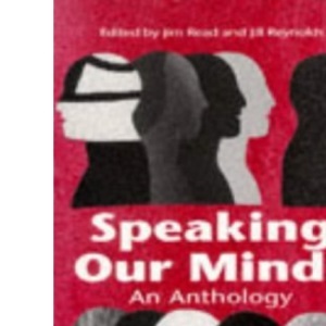 Speaking Our Minds: An Anthology