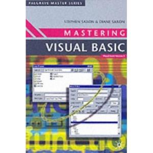 Mastering Visual Basic (Palgrave Master)