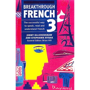 Breakthrough French 3 (book only)