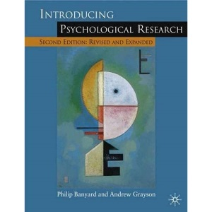 Introducing Psychological Research 2nd ed: Seventy Studies That Shape Psychology