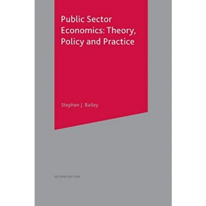 Public Sector Economics: Theory, Policy, Practice