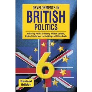 Developments in British Politics: Bk.6