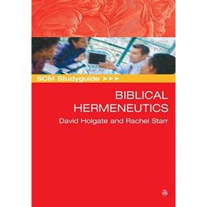 SCM Studyguide: Biblical Hermeneutics