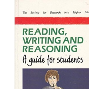 Reading, Writing and Reasoning: A Guide for Students