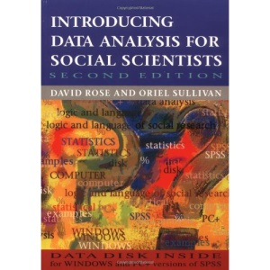Introducing Data Analysis for Social Scientists