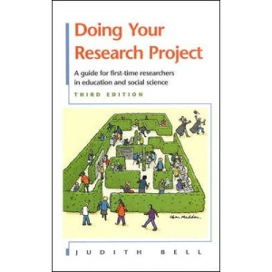Doing Your Research Project: A Guide for First-time Researchers in Education and Social Science (3rd Edition)
