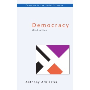 Democracy: Third Edition (Concepts in the Social Sciences)