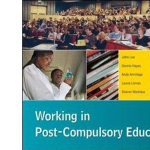 Working in Post-Compulsory Education