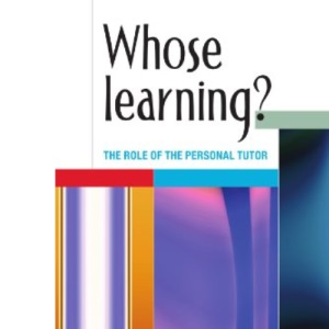 Whose Learning?: The Role of the Personal Tutor