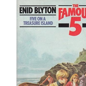 Five on a Treasure Island (Knight Books)