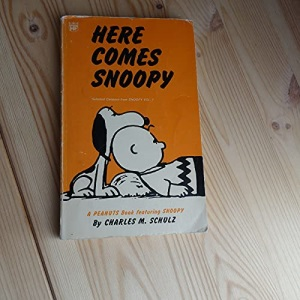Here Comes Snoopy (Coronet Books)