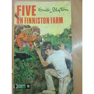 Five on Finniston Farm (Knight Books)