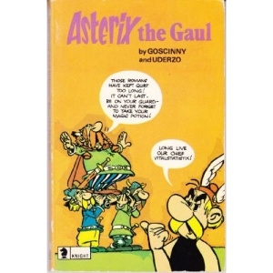Asterix the Gaul (Knight Books)