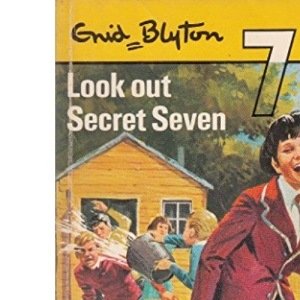 Look Out, Secret Seven: No 14 (Knight Books)