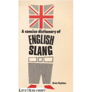 A Concise Dictionary of English Slang