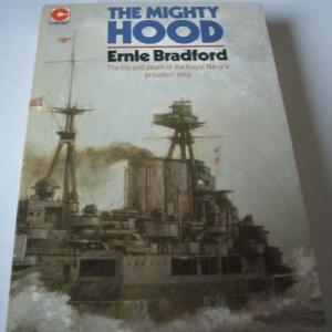 "Mighty ""Hood"" (Coronet Books)"