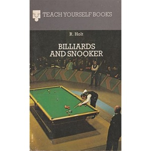 Billiards and Snooker (Teach Yourself)