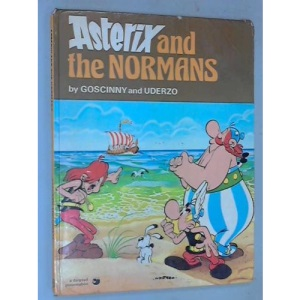Asterix and the Normans (Classic Asterix hardbacks)