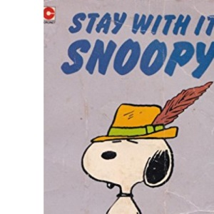 Stay with it, Snoopy (Coronet Books)