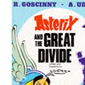 Asterix and the Great Divide: 26 (Classic Asterix paperbacks)