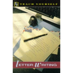 Letter Writing (Teach Yourself)